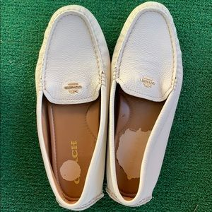 Women's Coach Loafers 7.5